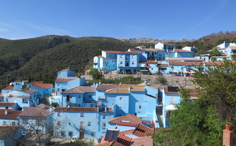 Den blå byen